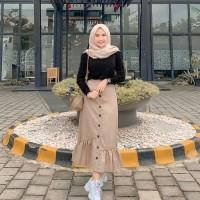 Rok muslim wanita / Bawahan Maxi wanita
