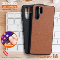 Soft Canvas Case Huawei P30 Pro Softcase Hard Silikon Casing Cover Gel