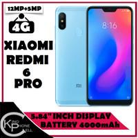 Xiaomi Redmi 6 PRO 4GB RAM 32GB ROM Garansi 1 Tahun