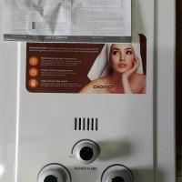 DISKON water heater gas domo DA 1006 model paloma, service center