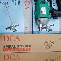 TERLENGKAP DCA Mixer AQU160 Mesin Pengaduk Cat