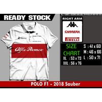 POLO Shirt F1 - Sauber 2018