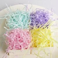New Brand 100g Colorful Shredded Tissue Paper Gifts Box Hamper
