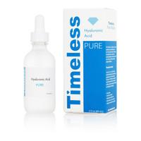Timeless Hyaluronic Acid Serum 100% Pure 30ml