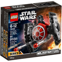 LEGO 75194 - Star Wars - First Order TIE Fighter Microfighter