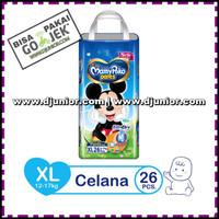 MAMY POKO - MAMYPOKO EXTRA DRY PANTS XL26 / TIPE CELANA EXTRADRY XL 26