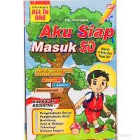 Buku Buku Aku Siap Masuk SD