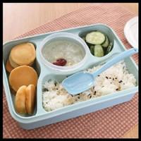 LUNCH BOX YOO YEE 392 / SEKAT 4 / KOTAK BEKAL / BPA FREE