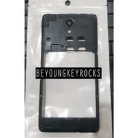 Tulang Tengah Cover Tutup Mesin Ring Kaca Kamera Xiaomi Redmi Note 2