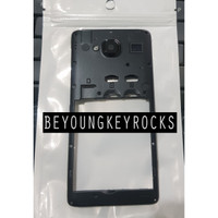 Tulang Tengah Cover Tutup Mesin Ring Kaca Kamera Xiaomi Redmi 2