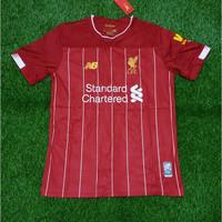 Jersey Liverpool Home 2019/2020 grade ori official
