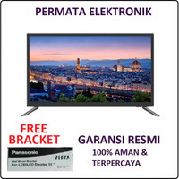 "Panasonic TH-24F302G 24"" 24 Inch HD LED TV HDMI VGA USB Audio output"