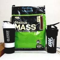 ON Serious Mass 12 lbs ( SeriousMass 12lbs)