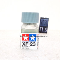 Tamiya Enamel XF23 Light Blue