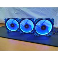 Infinity Devil Blue Fan