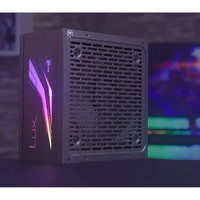 Power Supply AEROCOOL LUX 550W RGB 80+ BRONZE