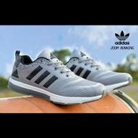 sepatu sneakers casual olahraga zoom running sport for man