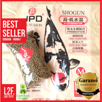 JPD Shogun 2 kg Repack ukuran M Original 100% Made in Japan