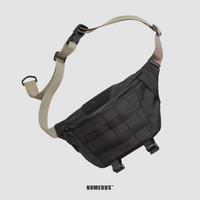 Chrono molle tactical waistbag / crossbody