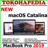 """Macbook Pro 2019 MV912 Grey 15"""" inch , 512GB , 16GB - MV922 Silver 512"""