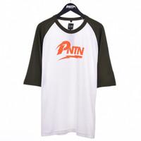 BIANCA / Men Raglan Tshirt Combination - Premium Nation Original
