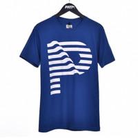 STRAIN / Men Short Sleeves Tshirt Blue - Premium Nation Original