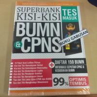 BUKU SUPERBANK KISI-KISI TES MASUK BUMN&CPNS - SARWADI ns