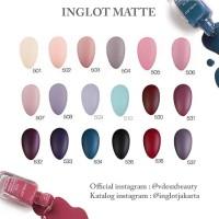 inglot matte