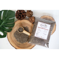 Organic Black Chia Seeds / chiaseed /chiaseeds (Mexico) 100 gram