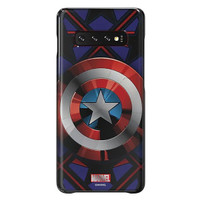 Samsung Marvel Smart Cover for Galaxy S10+ - Captain America