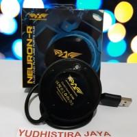Armaggeddon NEURON-R Plug & Play USB Hub 4 Port 2.0 Original Grs Resmi