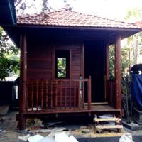 Rumah Kayu Teras