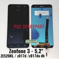 """Ori LCD Touchscreen Fullset Zenfone 3 5.2"""" ZE520KL z017d z017da z017db"""