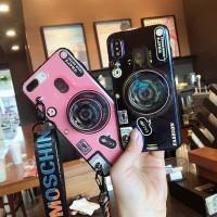 OPPO Reno,Realme 3 Pro,X Lite,3 Pro,U1,A1K Blueray Camera Case Strap