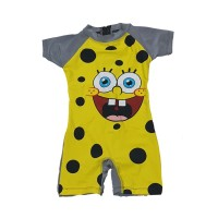 Baju renang anak bayi polos 1-2th