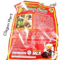 Sarang Semut Papua Curah 100 Gram