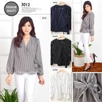 Atasan premium wanita | D3012 | atasan butik murah | fashion murah