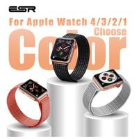Case Strap Apple Watch 4 40mm - 38mm ESR Nylon Adjustable Original