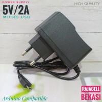 Adaptor 5V 2A 2000mA Micro USB for Raspberry Arduino STM32 Nodemcu