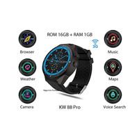 "SmartWatch Kingwear KW88 Pro Android 7.1 Phone MTK6580 1.39"" 3Gnetwork"