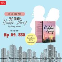 Novel HIDDEN STORY (Bang Mirae)