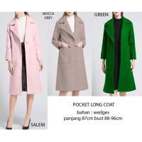 Pocket Long Coat