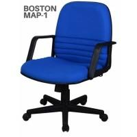 KURSI Manager kantor UNO BOSTON MAP 1 (OSCAR/FABRIC)
