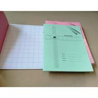 Buku Tulis Kotak Besar 38 Lembar - Bintang Obor
