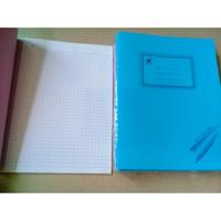 Buku Tulis Kotak-Kotak Matematika 38 Lembar - Bintang Obor