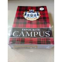 Buku Tulis Favourite Campus 50 Lembar 10 Buku - Bintang Obor