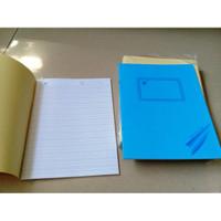 Buku Tulis Garis Tiga Elok Latin Isi 38 lbr - Bintang Obor