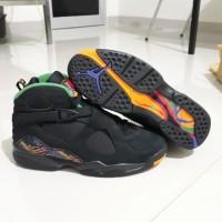 """Sepatu Air Jordan 8 Retro """"Tinker Air Raid"""" sz 44"""