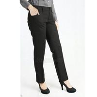 Celana Kerja/Kantor Wanita Bahan Gabardin, Celana Panjang Office Pant