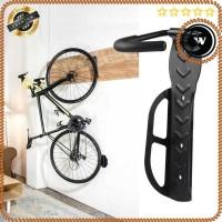 Gantungan Dinding Sepeda Bike Wall Hook Hanger - Hitam